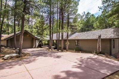 Flagstaff Single Family Home For Sale: 2759 Bear Howard