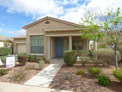 Buckeye Single Family Home For Sale: 3795 N Denny Way