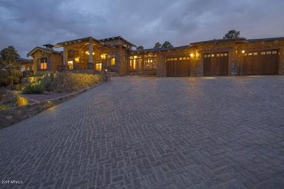 Payson Single Family Home For Sale: 2608 E Rim Club Drive