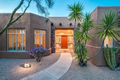 Scottsdale Single Family Home For Sale: 9626 E Peak View Road