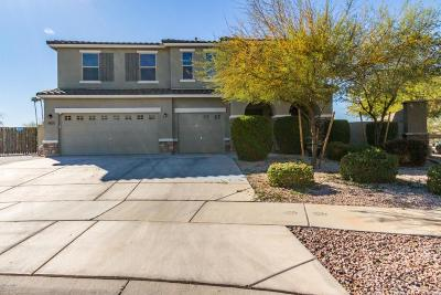 Glendale Single Family Home For Sale: 7627 W Rovey Avenue
