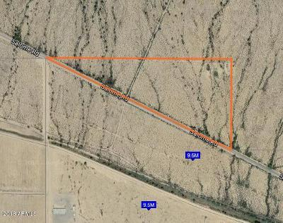 Salome Residential Lots & Land For Sale: 72195 Salome Road