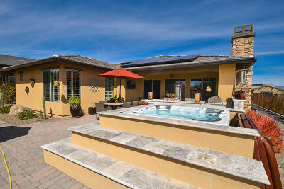 Wickenburg Single Family Home For Sale: 3249 Rising Sun Ridge
