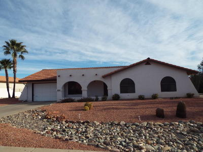 Wickenburg Single Family Home For Sale: 660 N Madison Street