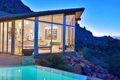 Paradise Valley Single Family Home For Sale: 5700 E McDonald Drive #7