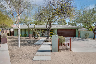 Phoenix Single Family Home For Sale: 3319 N 60th Street