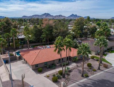 Scottsdale Single Family Home For Sale: 5539 E Larkspur Drive