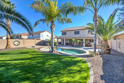 San Tan Valley Single Family Home For Sale: 31270 N Candlewood Drive