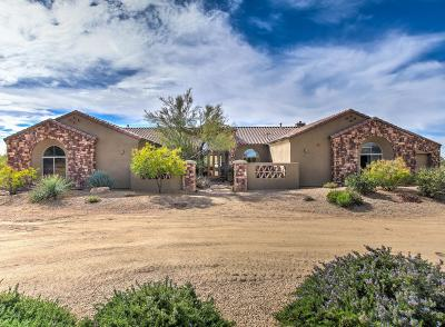 Cave Creek Single Family Home For Sale: 6611 E Tanya Road