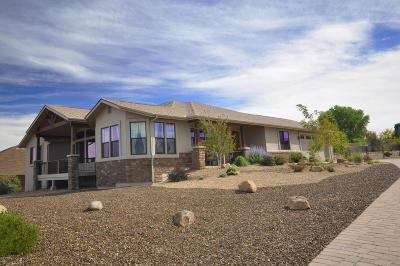 Prescott AZ Single Family Home For Sale: $724,900