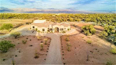 Rio Verde Foothills, Rio Verde Foothills Of North Scottsdale, Rio Verde Foothills Equestrian Estate Single Family Home For Sale: 14507 E Red Bird Road