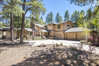 Flagstaff Single Family Home For Sale: 2500 Te McCullough