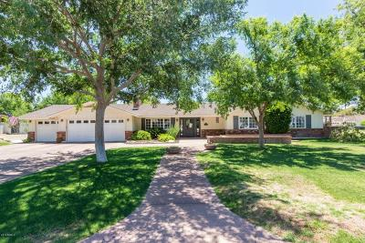 Phoenix Single Family Home For Sale: 4107 N 50th Place