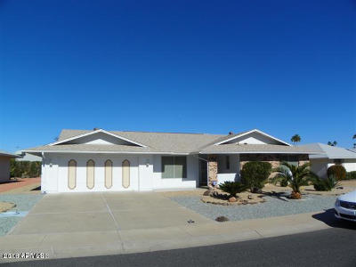 Sun City West Rental For Rent: 12602 W Butterfield Drive