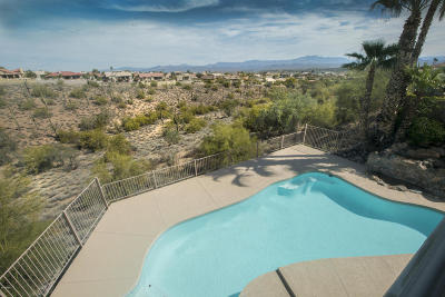 Fountain Hills Single Family Home For Sale: 15822 E Thistle Drive