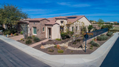 San Tan Valley Single Family Home For Sale: 1356 E Artemis Trail