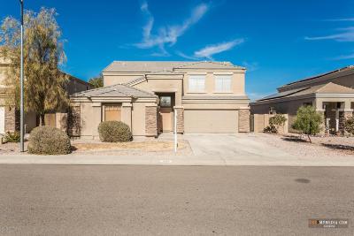 Casa Grande Single Family Home For Sale: 1234 W Descanso Canyon Drive