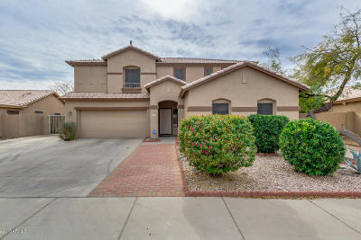 Glendale Single Family Home For Sale: 5399 W Kaler Circle