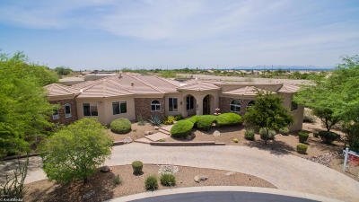 Mesa Single Family Home For Sale: 7260 E Eagle Crest Drive #20