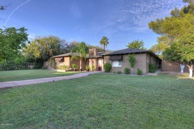 Phoenix Single Family Home For Sale: 4705 N 32nd Place
