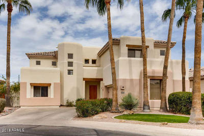 Scottsdale Single Family Home For Sale: 7226 E Cortez Road