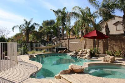 Mountain Gate, Mountain Gate Phase 3 & 4, Mountain Gate Phase 3&4, Mountain Gate/Copper Canyon (Gated) Single Family Home For Sale: 14316 W Cameron Drive