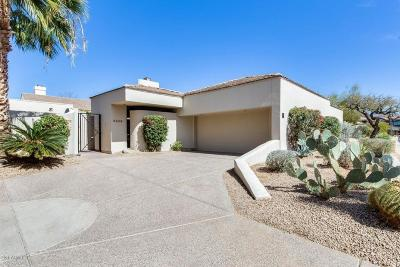 Scottsdale Single Family Home For Sale: 8566 E Vista Bonita Drive