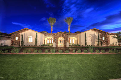 Peoria AZ Single Family Home For Sale: $3,890,000