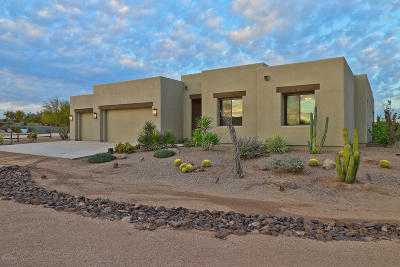 Rio Verde Foothills, Rio Verde Foothills Of North Scottsdale, Rio Verde Foothills Equestrian Estate Single Family Home For Sale: 29809 N 153rd Place