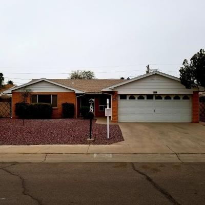 Casa Grande Single Family Home For Sale: 1108 E Brenda Drive