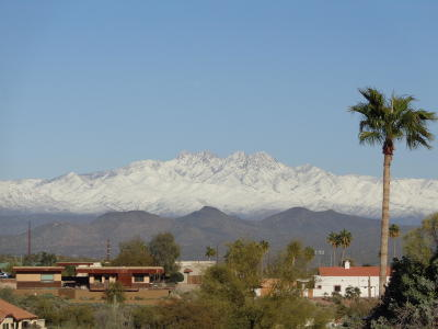 Fountain Hills AZ Residential Lots & Land For Sale: $125,000