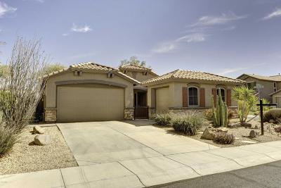 Phoenix Single Family Home For Sale: 39517 N Gold Mine Lane