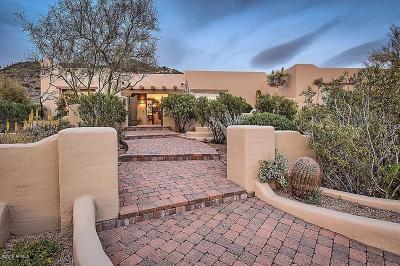 Carefree AZ Single Family Home For Sale: $729,000