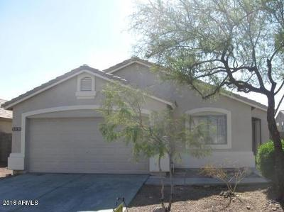 Buckeye Rental For Rent: 24125 W Lasso Lane