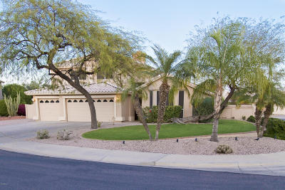 Glendale AZ Single Family Home For Sale: $455,000