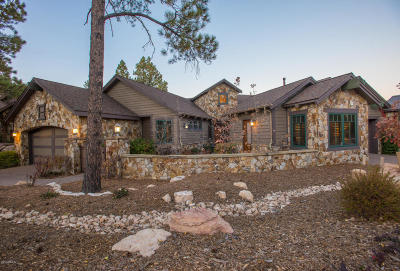 Flagstaff Condo/Townhouse For Sale: 1491 E Castle Hills Drive