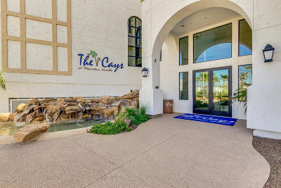 Apartment For Sale: 2511 W Queen Creek Road #132