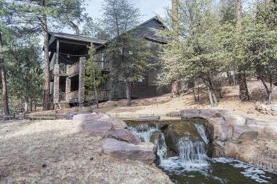 Payson Single Family Home For Sale: 2502 E Pine Island Lane