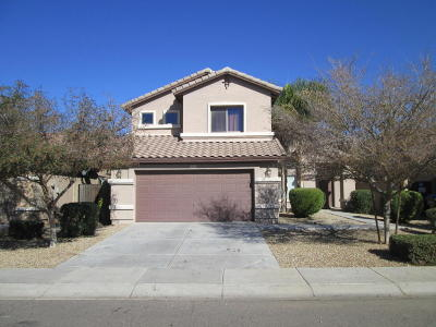 Tolleson Single Family Home For Sale: 9566 W Williams Street