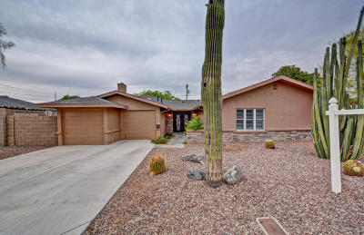 Scottsdale Single Family Home For Sale: 6414 E Sheridan Street