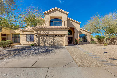 Scottsdale Single Family Home For Sale: 14794 N 90th Place
