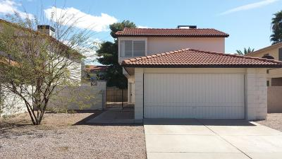 Chandler Single Family Home For Sale: 2713 W Estrella Drive