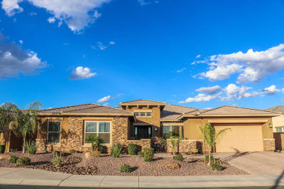 Gilbert Single Family Home For Sale: 3738 E Azalea Drive