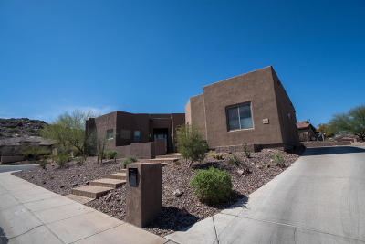 Phoenix Single Family Home For Sale: 8710 S 24th Way
