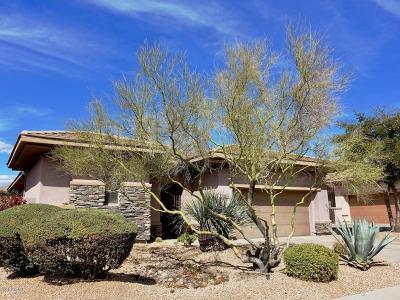 Scottsdale Single Family Home For Sale: 7682 E Perola Drive