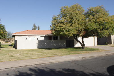 Mesa Single Family Home For Sale: 584 Leisure World