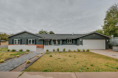 Phoenix Single Family Home CCBS (Contract Contingent on B: 4702 N 34th Place