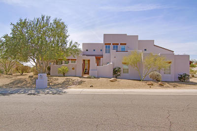 Phoenix Single Family Home For Sale: 3601 E Ahwatukee Drive