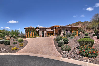 Red Mountain Ranch, Red Mountain Ranch Lot 1-51 Tr A-D, Red Mountain Ranch Parcel 3, Red Mountain Ranch Sonoran Estates, Red Mountain Ranch, Country Club Estates, Red Mountain Ranch-Sky Mountain Estates Single Family Home For Sale: 4361 N Santiago Circle