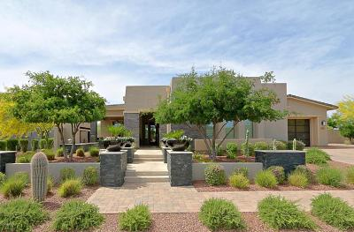 Carefree AZ Single Family Home For Sale: $1,199,900
